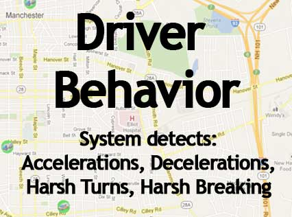 Driver Behavior Events