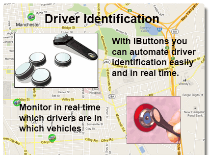 Automatic Driver Identification