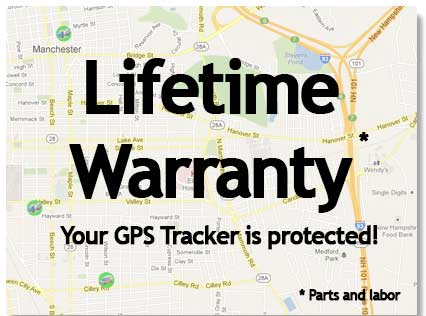 Lifetime Warranty on the hardware
